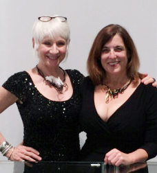Valerie and Cindy: SOFA Chicago 2016