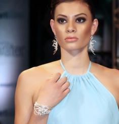 Ariah Evans, Phoenix Fashion Week 2012